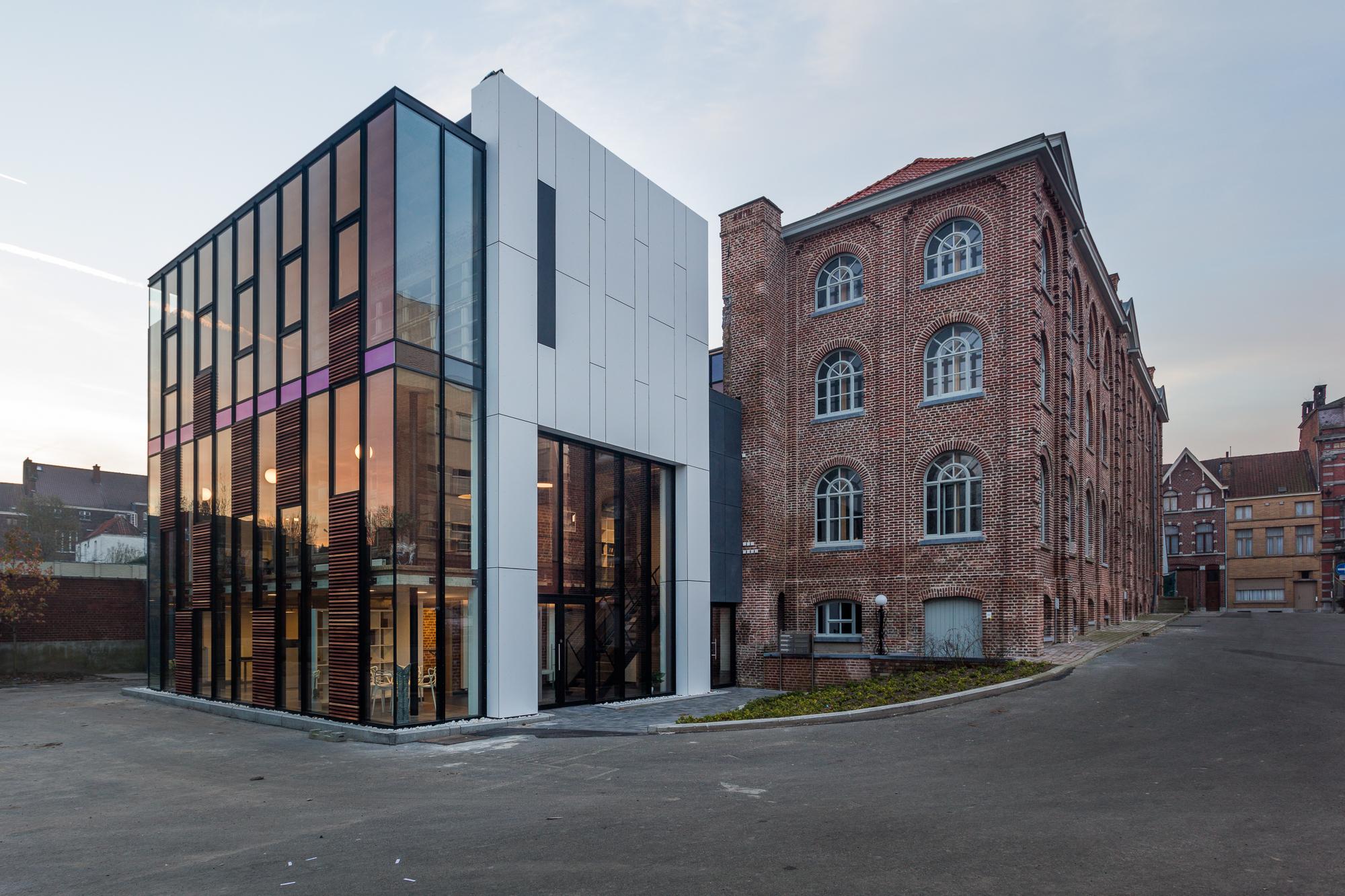 Voorbeelden van architectuur projecten