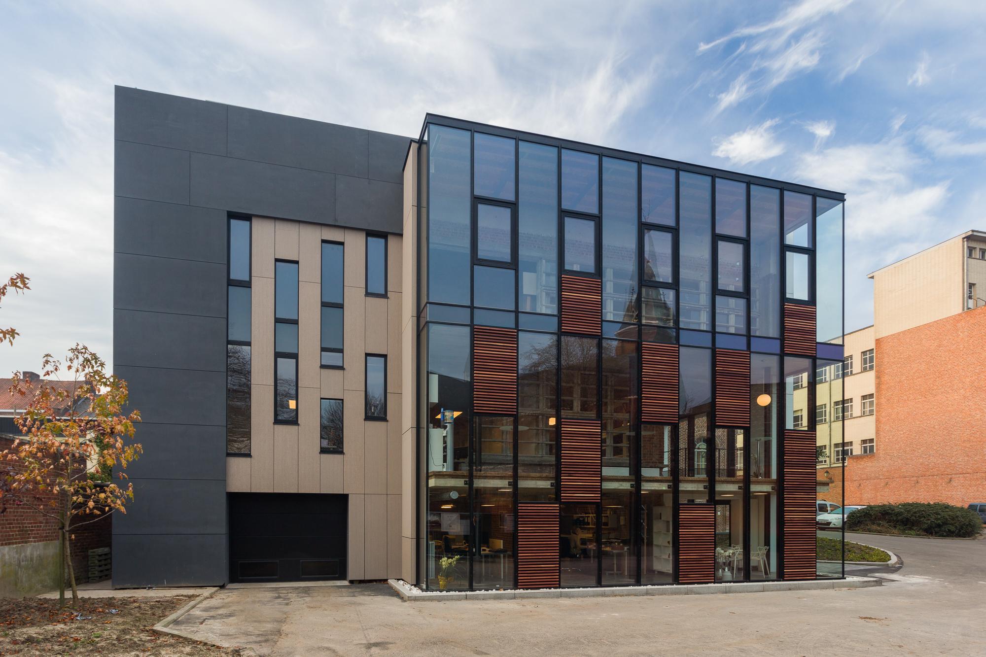 Realisaties Architecten Demeestere + Garmyn & Partners BVBA