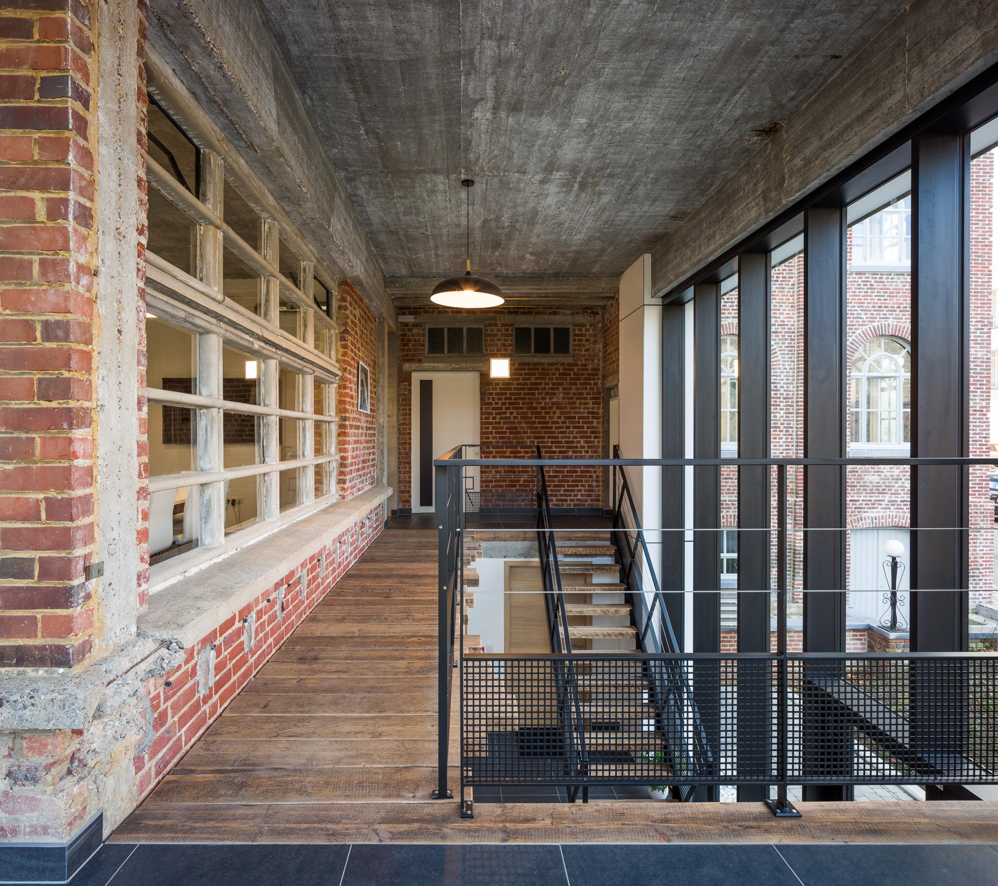 Projecten en realisaties architectuur