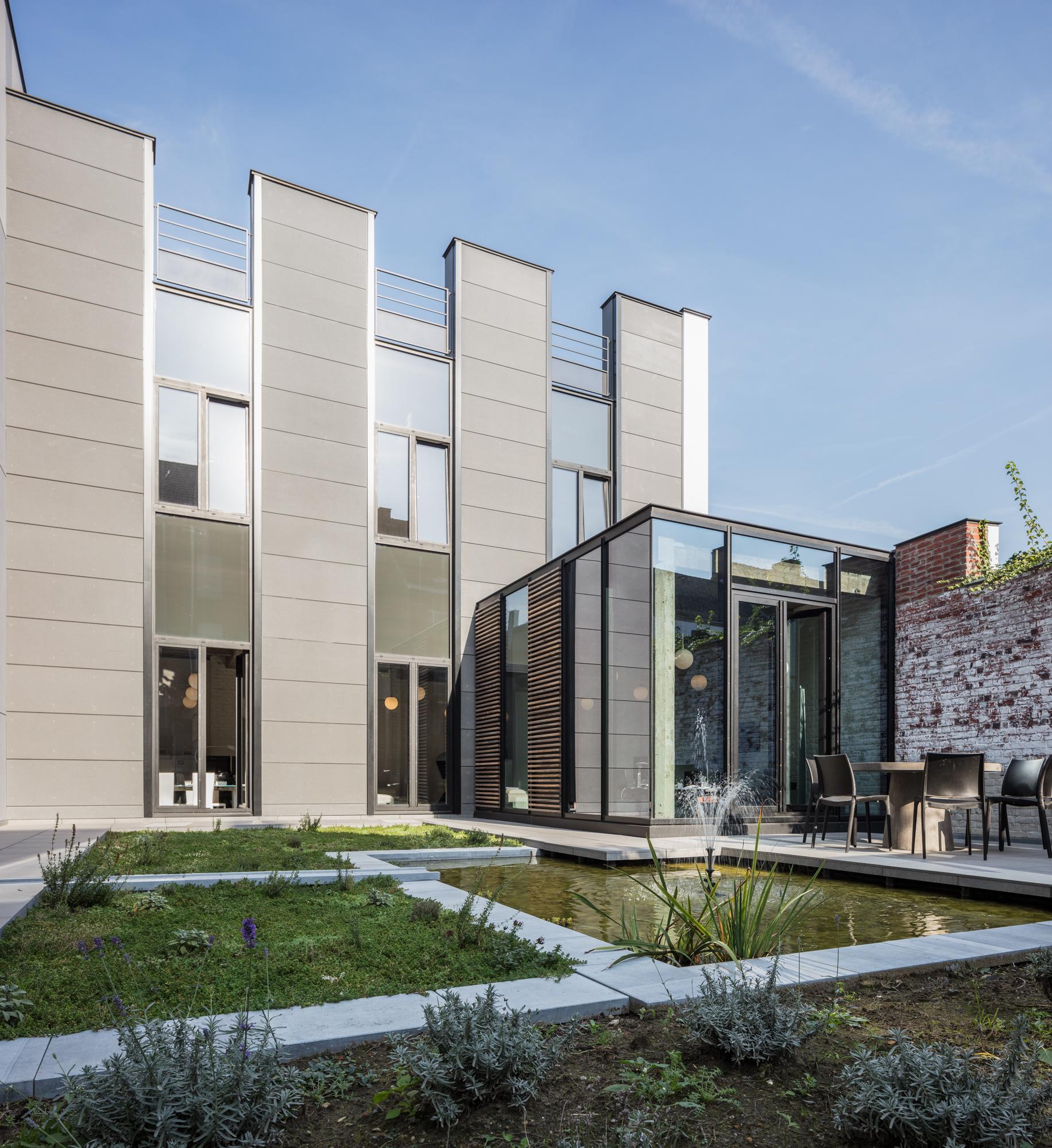 Architectuur - PM Architecten - Ludwig Desmet